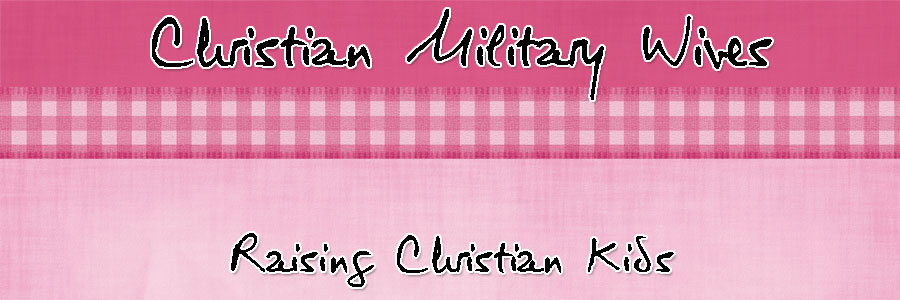 Raising Christian Military Kids