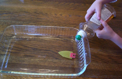 Science Project Boats