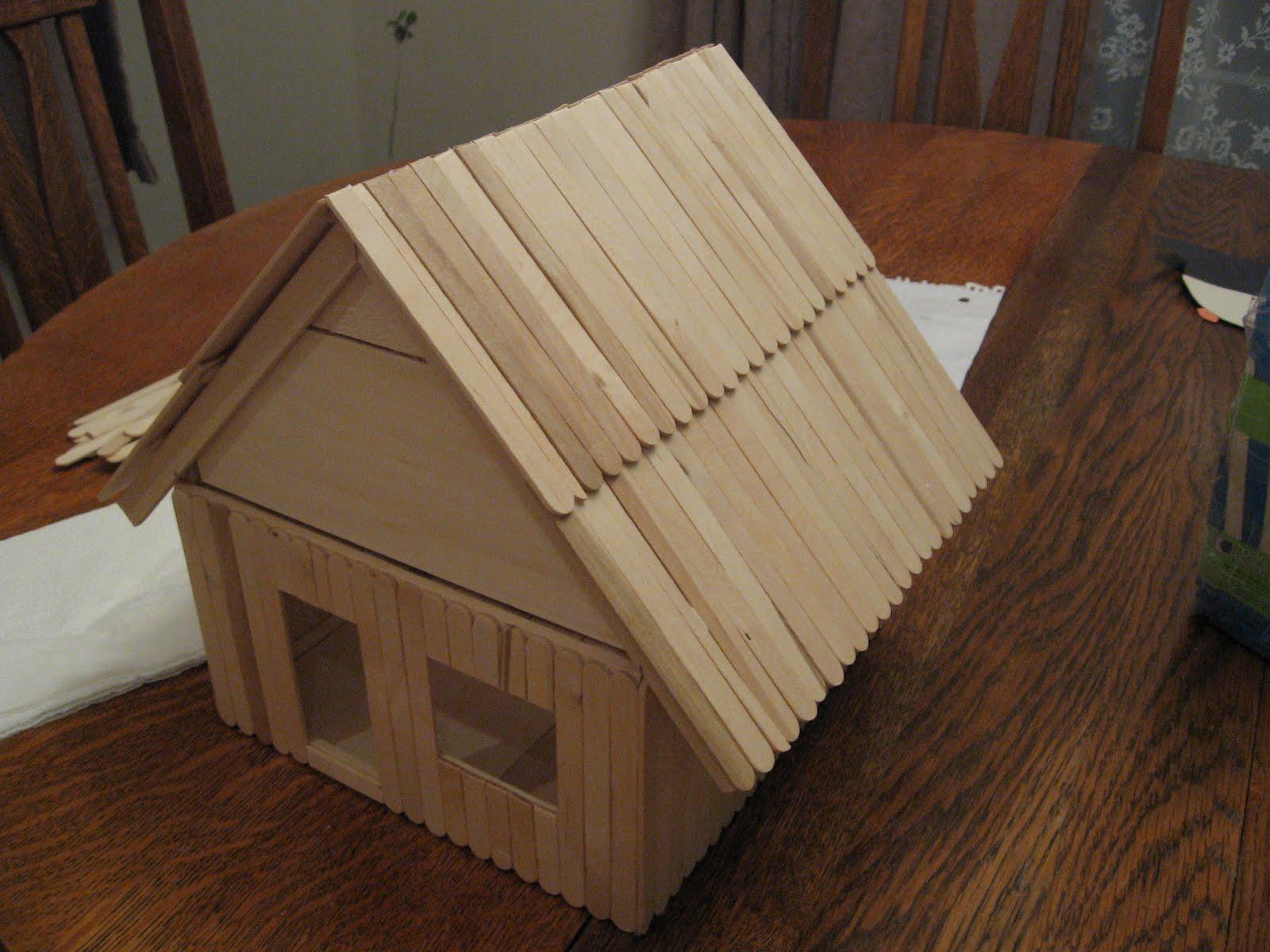 Как сделать домик для детей: Игровой домик 43