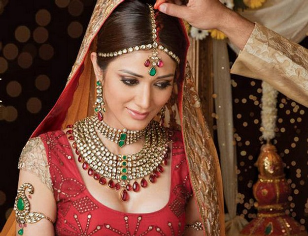 Indian Bridal Wedding Jewellery Jewellery India