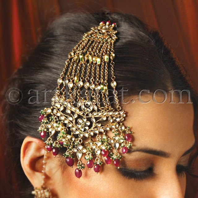 Jhoomar Hair Jewellery