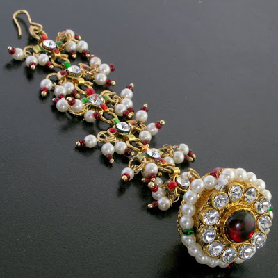 Maang Tikka Jewellery India