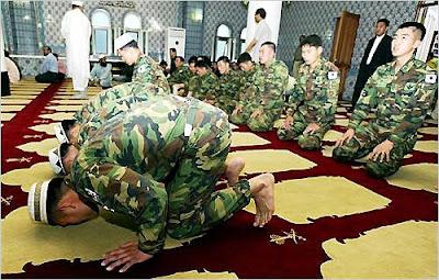 37 Korean Troops Revert to Islam