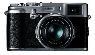 Kamera Leica X1 Bakal Dicabar Fuji X100