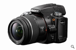 "Sony A55 - Dapat Anugerah ""Camera Of The Year 2010"""