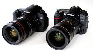Nikon D7000 'vs' Canon 60D - Mana Lebih Bagus ?