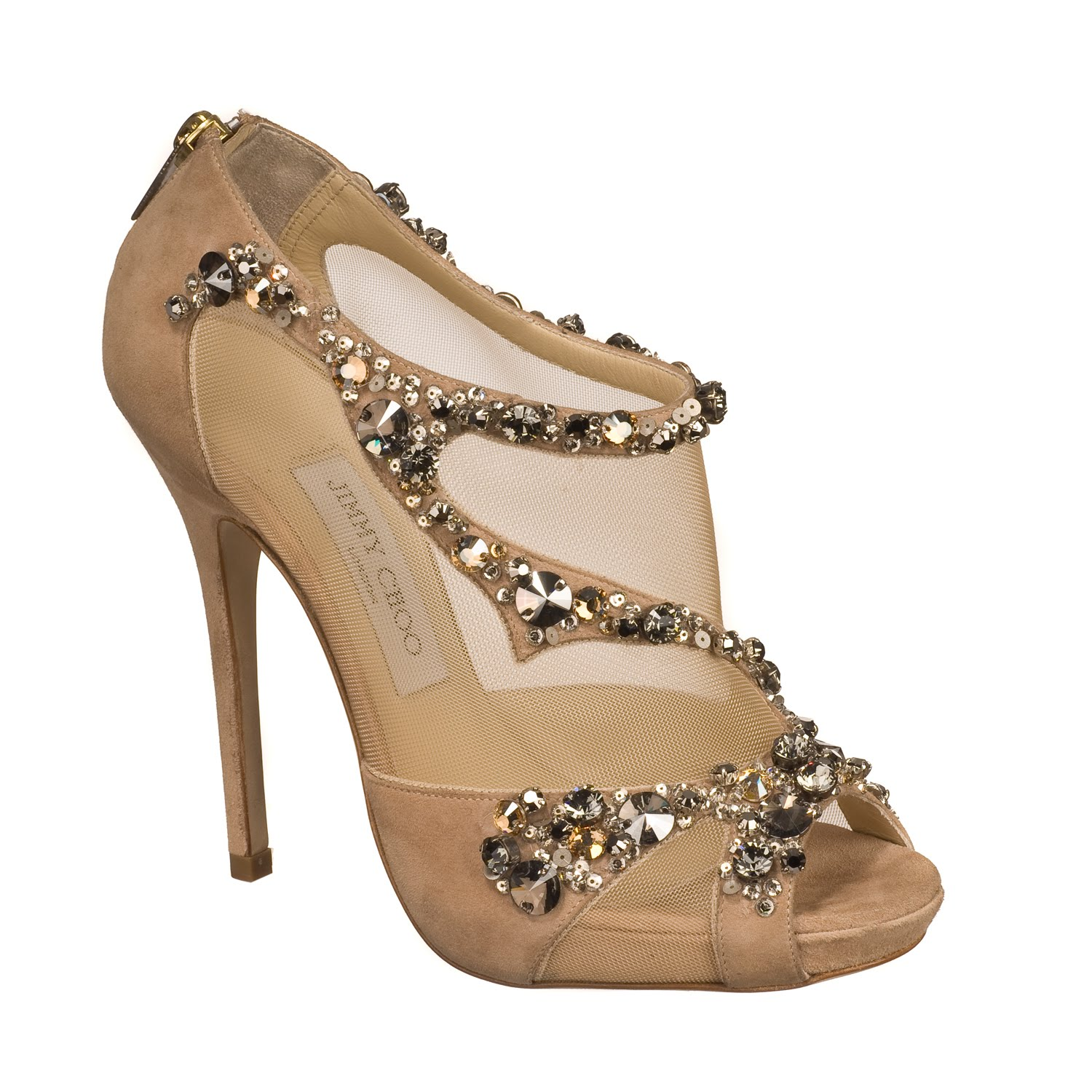 Jimmy Choo. Founded in London as a bespoke atelier, Jimmy Choo is a 21st century luxury accessories brand with shoes at its heart. A pioneer in the art of celebrity dressing, it was among the first to bring shoes and handbags to Hollywood, where the red carpet proved to be the ideal runway.