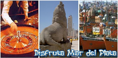 Mar del Plata - La Perla del Atlantico Mardel+33