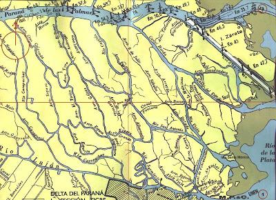 Imagenes del Delta del Paraná Secc1tigre