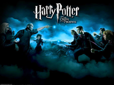 Harry Potter  Poster-orden-del-fenix