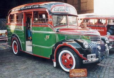 Historia del Colectivo Argentino Colectivo_45