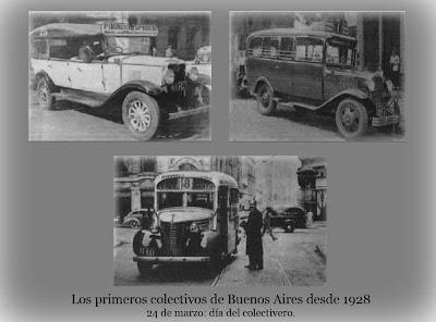 Historia del Colectivo Argentino Colectivos-1928-Mw