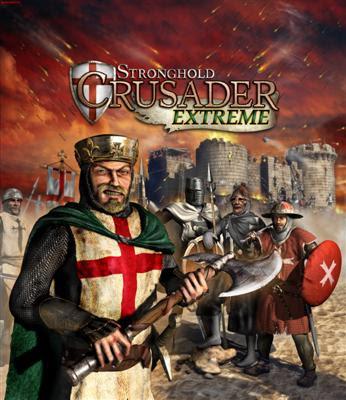 دانلود رایگان بازی استراتژیک جنگ های صلیبی StrongHold: Crusader Extreme 2008  FuN2Net.MiHaNbLoG.CoM