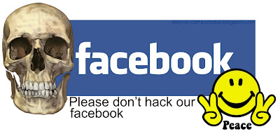 Don't hack my Facebook