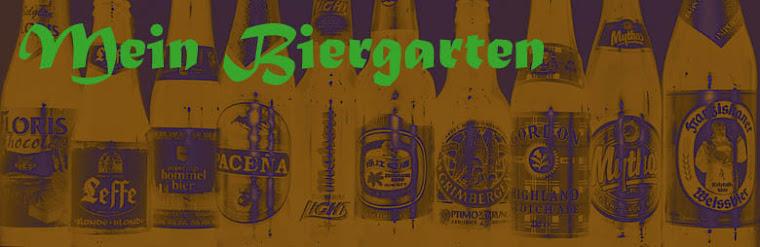 Mein Biergarten