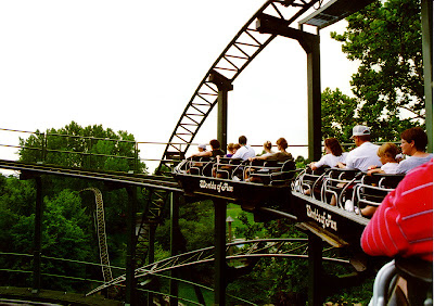 Zambezi Zinger at Worlds of Fun