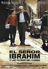 """""""El señor Ibrahim y las flores del Corán"""""""