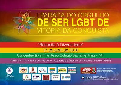http://2.bp.blogspot.com/_7lUttaQpafs/S7QcpE-rdQI/AAAAAAAABGs/vo5JiUjWFPU/s1600/CARTAZ+Parada+LGBT+de+Conquista.JPG