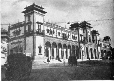 ESTACION DE JEREZ 1935