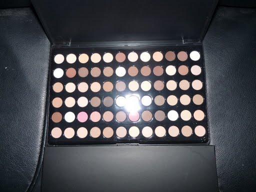 neutral eyeshadow palette. 26 Piece Eyeshadow Neutral