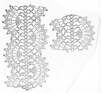 Como hacer una bufanda con flores tejida a crochet bufanda super