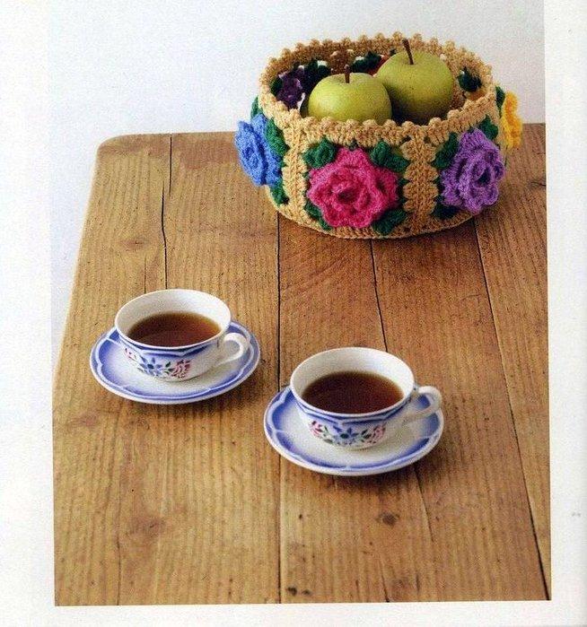 Manualidades al crochet - Imagui