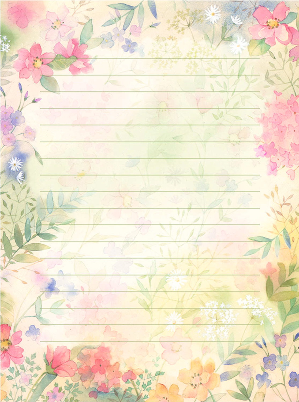 Plantillas para cartas