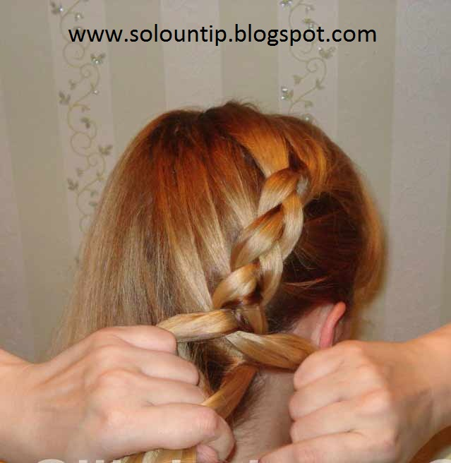 плетение кос видеоуроки французская коса