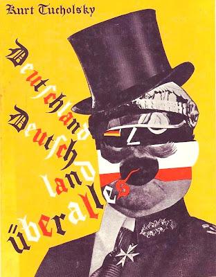 Kurt Tucholsky: Deutschland, Deutschland über alles John Heartfield