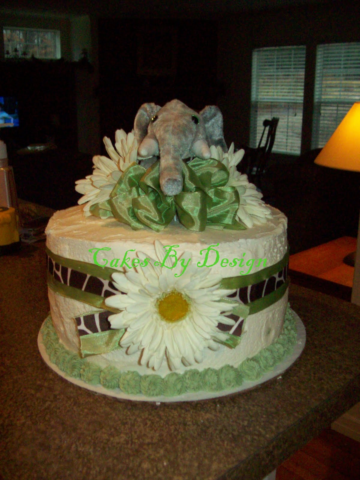 cakes by design safari baby shower cake
