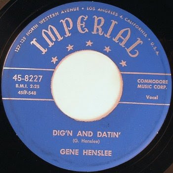 gene henslee dig in and dating