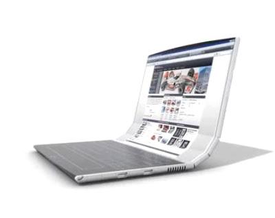 ROLLTOP, laptopul viitorului se ruleaza   poze, video (O)