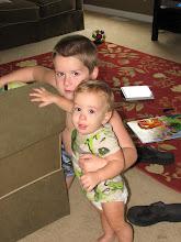 Caden & Mason
