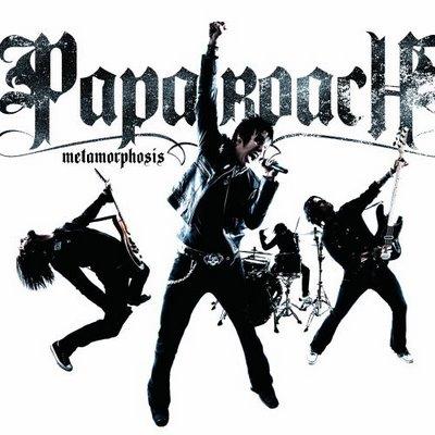 Papa Roach - Metamorphosis 2009