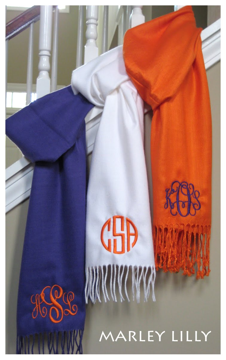 clemson girl  another marley lilly giveaway