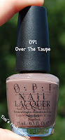 OPI over the taupe - TNC Folge 44: TAG Meine 10 liebsten Nagellacke