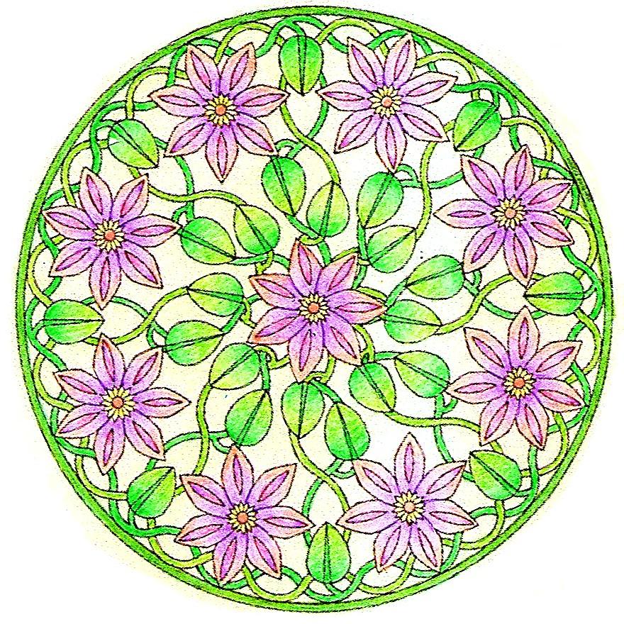 Image Result For Relaxing Mandala Coloring