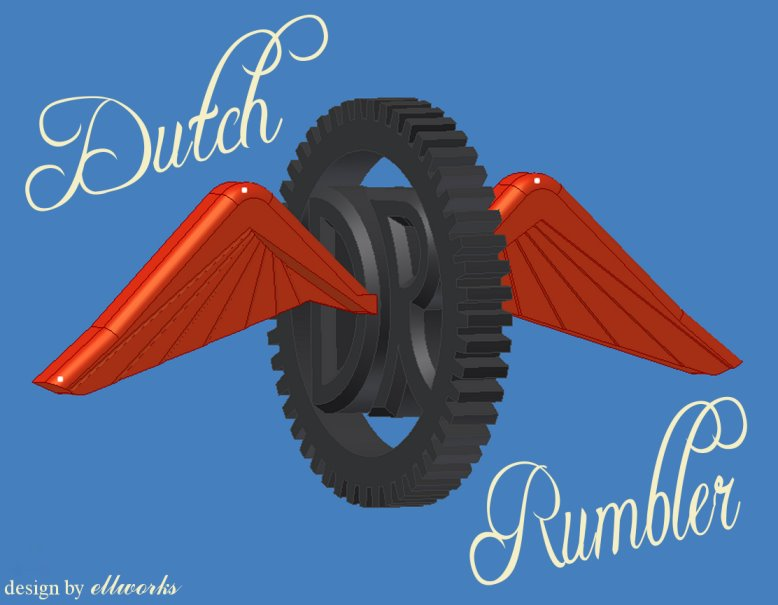 DutchRumbler Kustom Kulture at it's best
