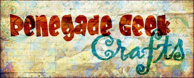Renegade Geek Crafts