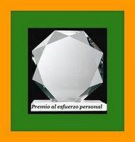 Prêmio Esfuerzo Personal