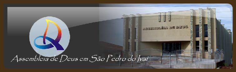 Igreja Evangélica Assembleia de Deus São Pedro