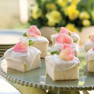 Charming Hospitality Heavenly Angel Food Cake With Lemon