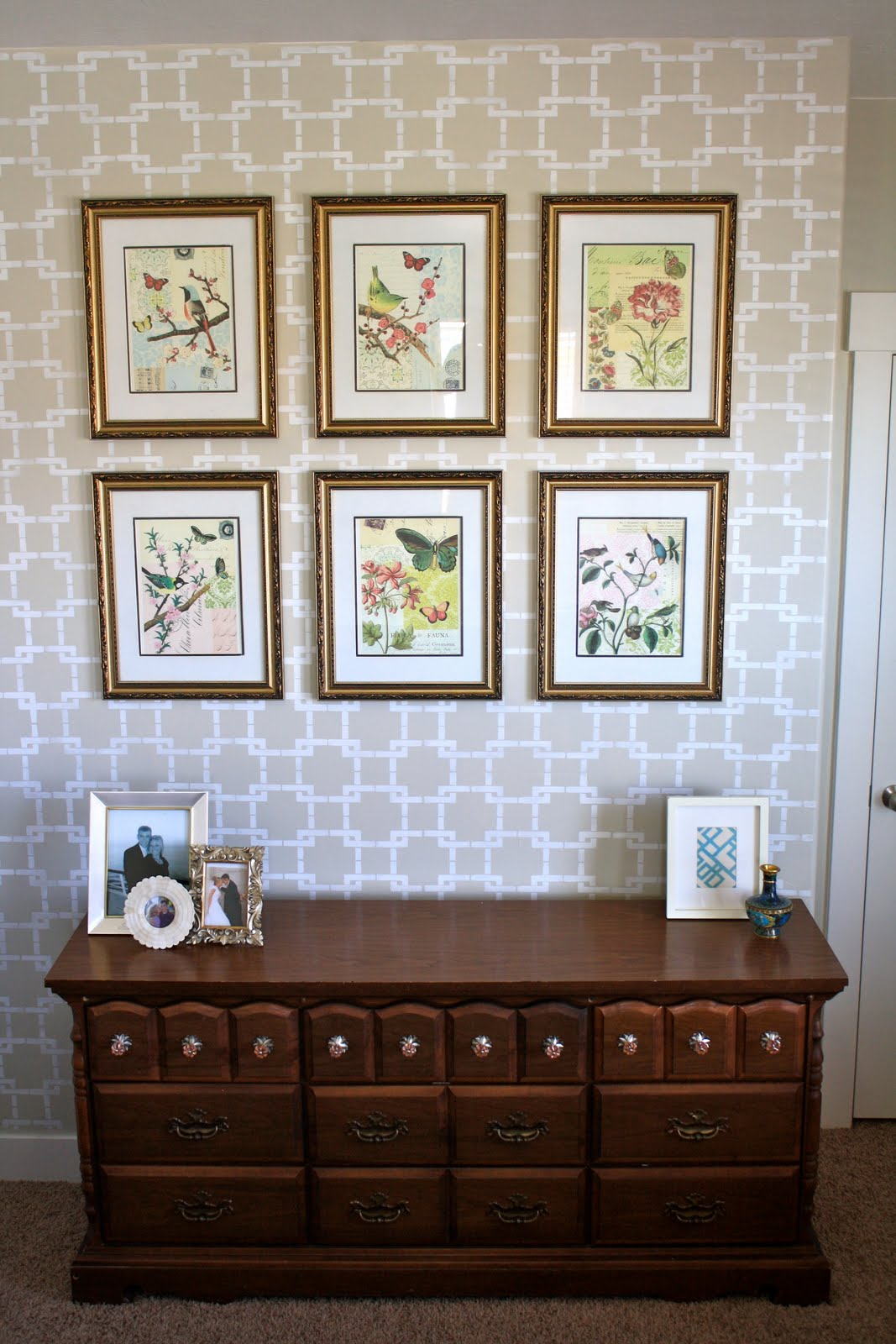 New Bedroom Wall And Stencil Giveaway House Of Jade Interiors Blog