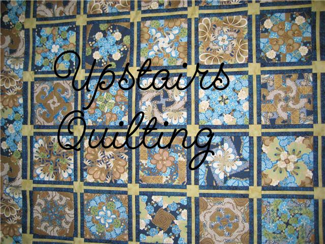 Upstairs Quilting