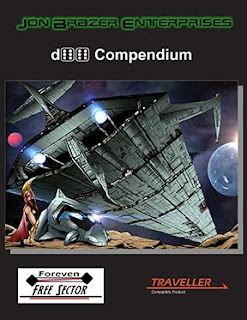 Cover of d66 Compendium - artwork used completely without permission