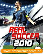 Real Soccer 2010 para Celular