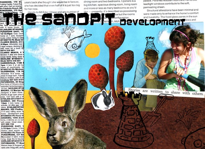 The Sandpit Development