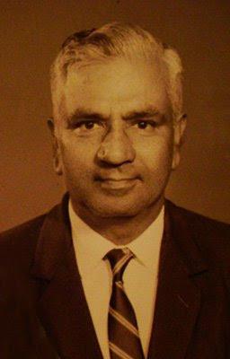 Dr. Anantrai V. Dave