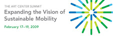 Sustainable Mobility Summit at Art Center