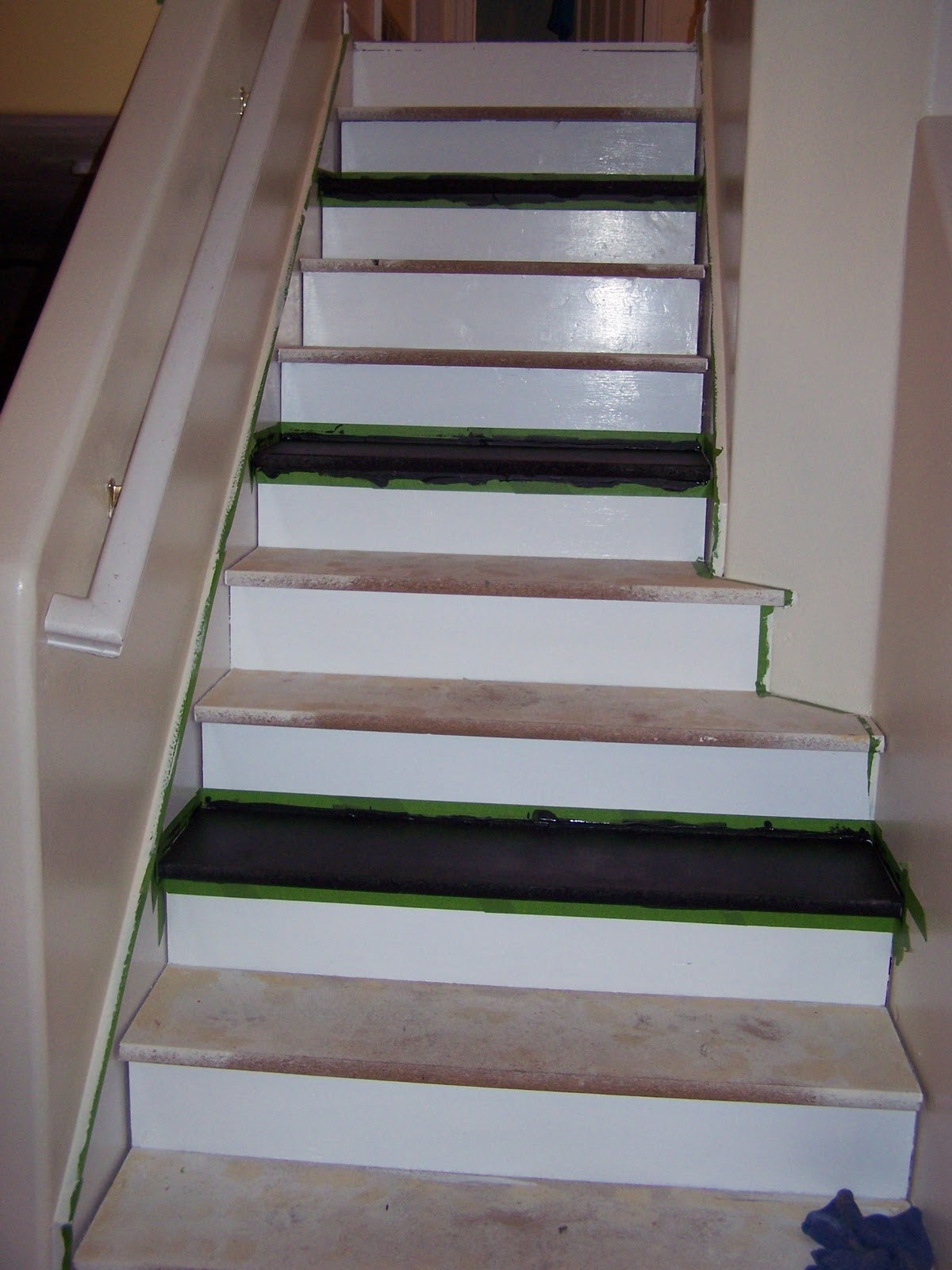Cucumbers Amp Vinegar Home Stairs Redo Project